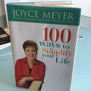 100 Ways to Simplify your Life-Joyce Myer